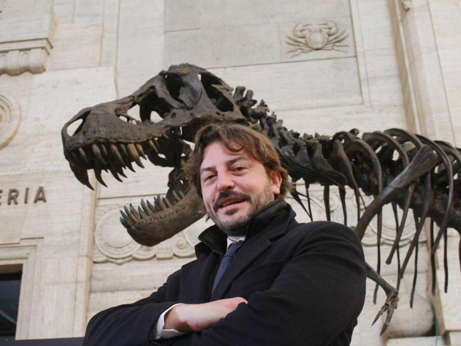 Francesco Invernizzi il regista. (Fotogramma)