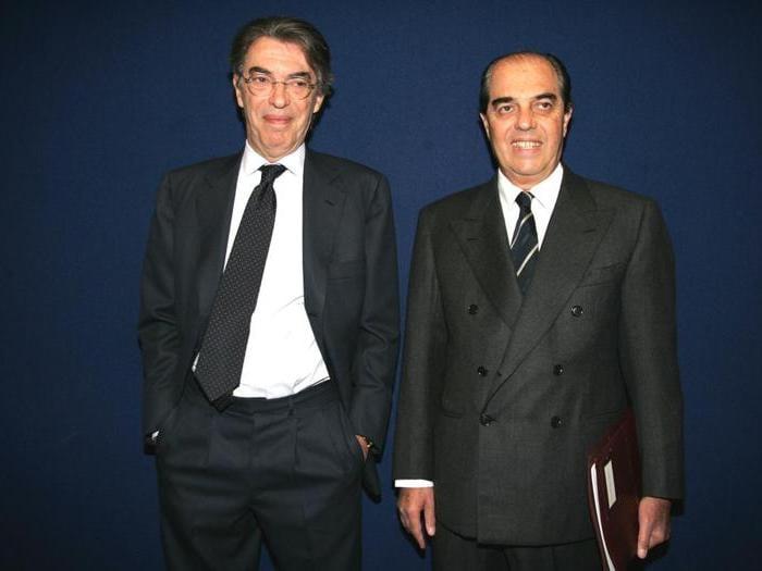 Addio a Gianmarco Moratti, patron della Saras