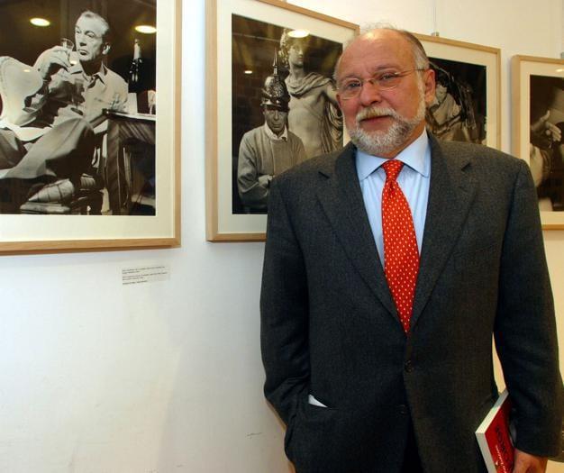Addio a Zucconi, le immagini del giornalista  e scrittore