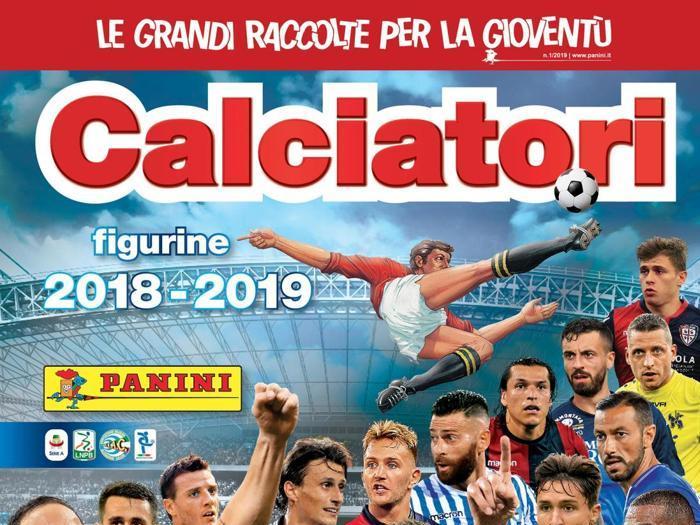 Calciatori 2018-2019, ecco il nuovo album di figurine Panini sul calcio italiano