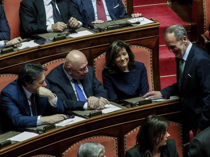 Casellati, mandato esplorativo alla prima donna presidente del Senato
