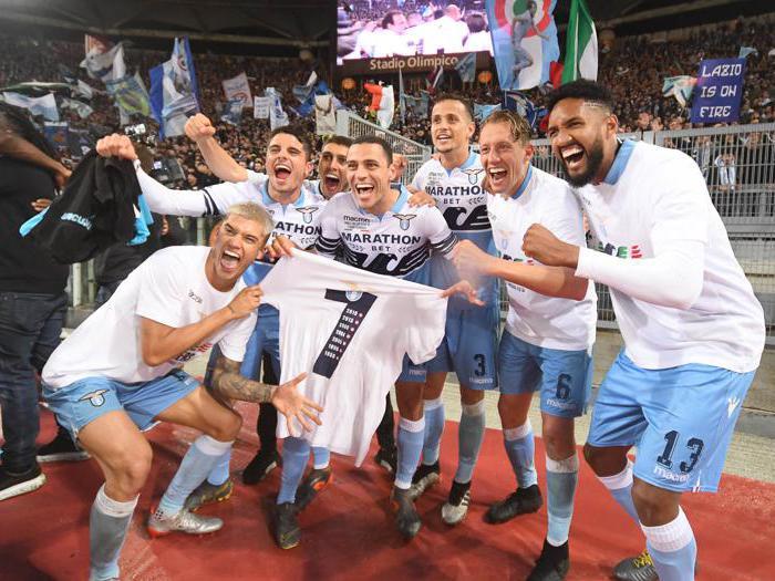 Coppa Italia, Lazio campione: Atalanta battuta 2 a 0