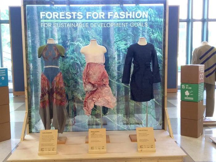 Ecco la moda che fa bene all'ambiente