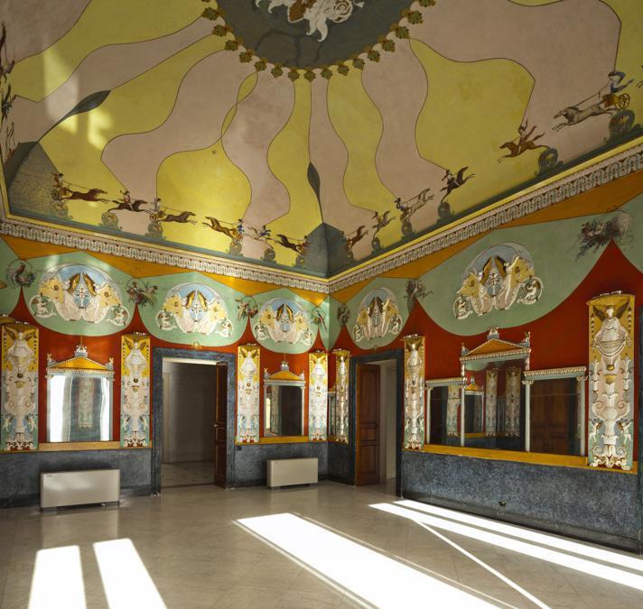 Napoli, Villa Doria D'Angri - Foto StudioF64 © FAI - Fondo Ambiente Italiano