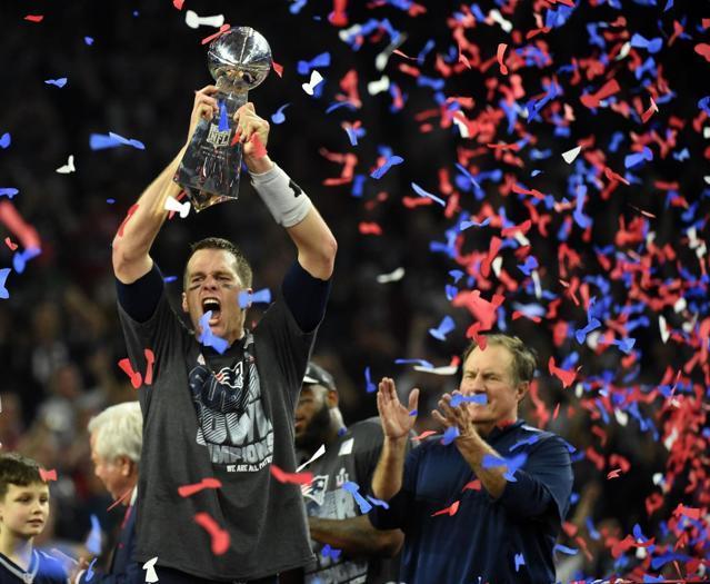 I New England Patriots vincono il quinto Superbowl