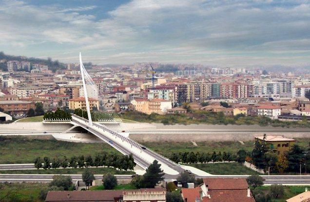 I ponti dell'architetto Santiago Calatrava