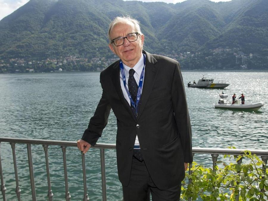Pier Carlo Padoan, ex ministro dell'Economia  Italy Photo Press-World Copyright