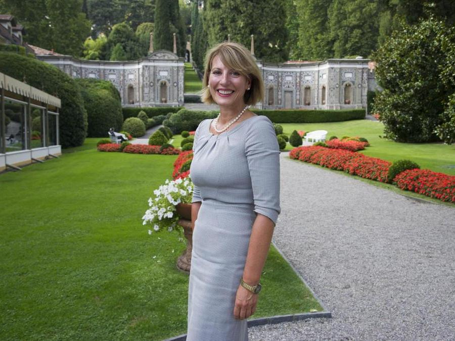fJill Morris, ambasciatrice Gran Bretagna in italia  Photo Press-World Copyright