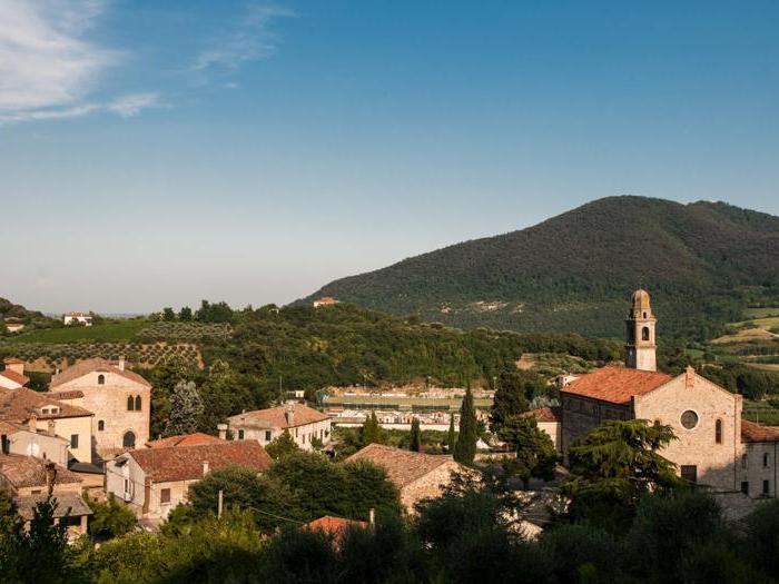 I venti borghi più belli d'Italia