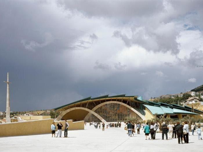 La creatività di Renzo Piano per immagini