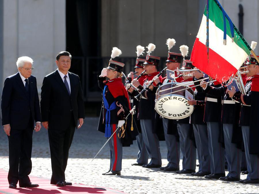 (Reuters / Remo Casilli)