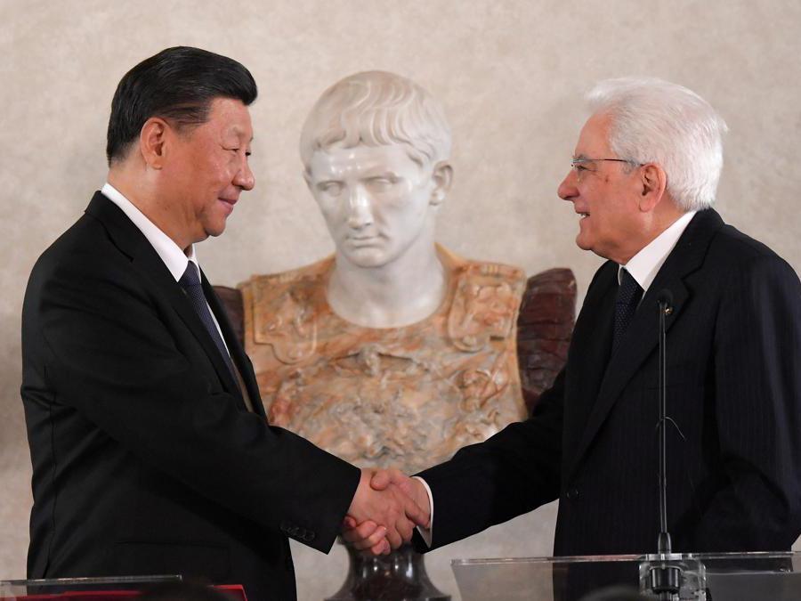 (Tiziana Fabi/Pool via Reuters)