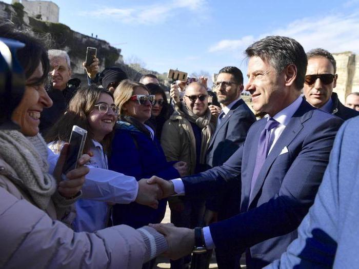 Matera 2019, al via la cerimonia di inaugurazione