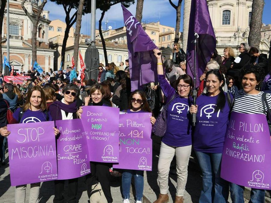 Roma -  ANSA/MAURIZIO BRAMBATTI
