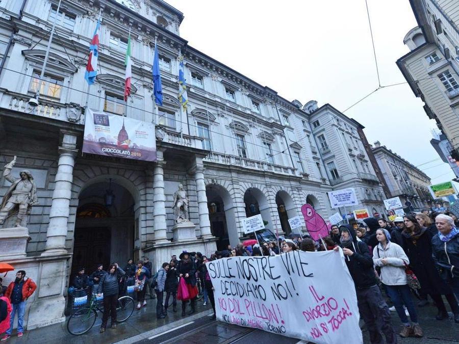 Torino - ANSA/ANDREA DI MARCO