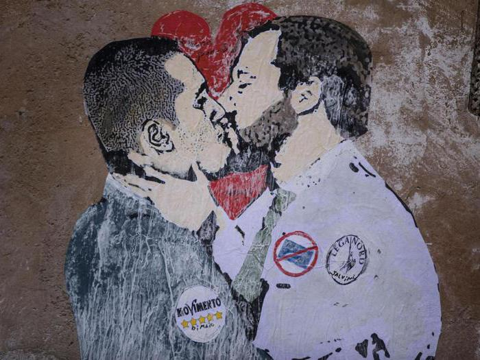 Politica e street art, da TvBoy a Sirante