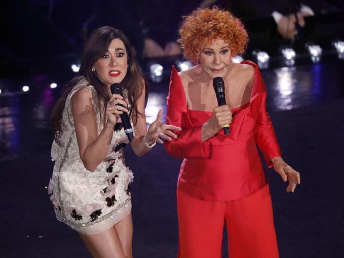 Sanremo, le più belle immagini della terza serata