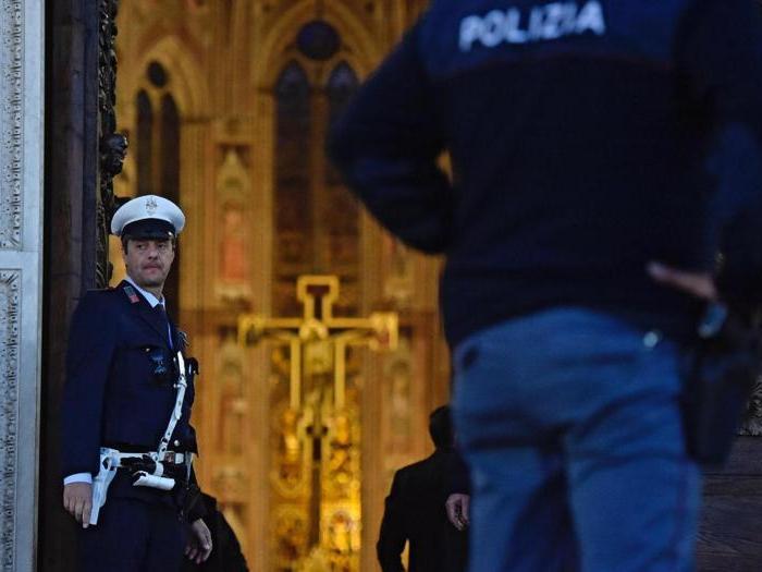Santa Croce, i luoghi della tragedia