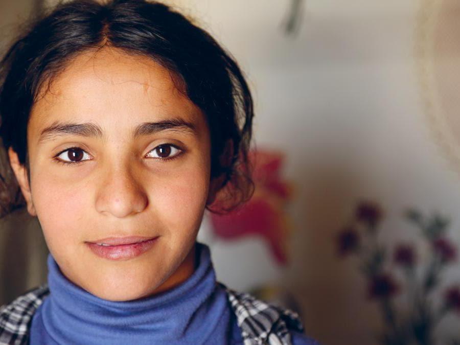 Asmaa, Libano. Credit: Nour Wahid / Save the Children
