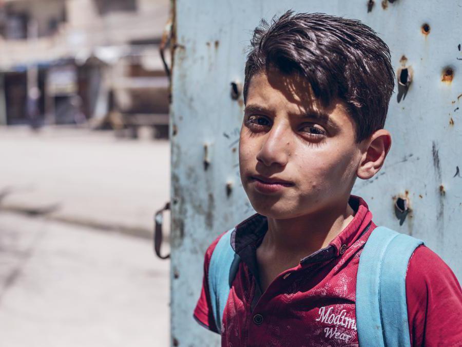 Fahad, Iraq. Credit: Sam Tarling