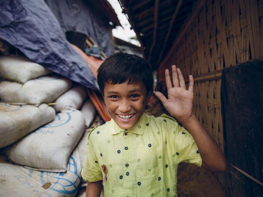 Nur, Bangladesh. Credit: Hanna Adcock / Save the Children