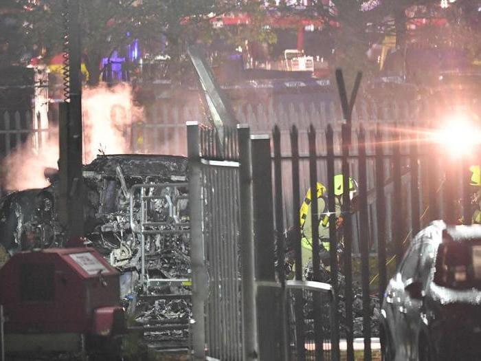 Tragedia Leicester, cade l'elicottero del presidente