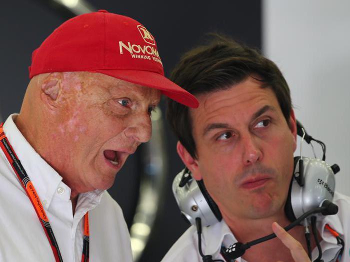 Niki Lauda, pilota leggenda della Formula 1