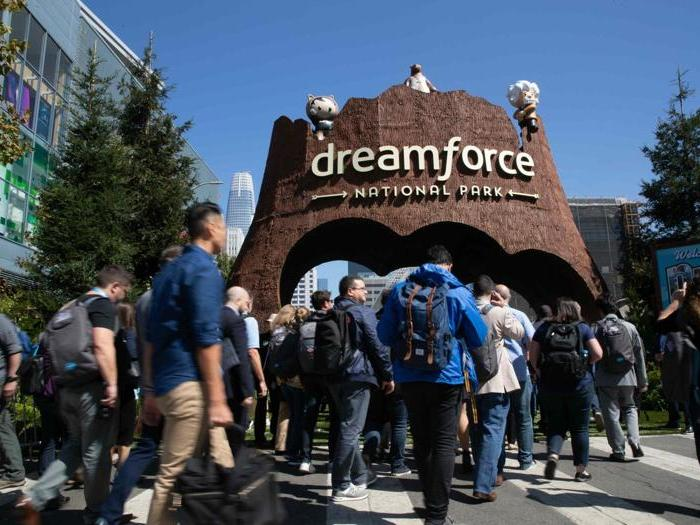 Cronaca del Dreamforce