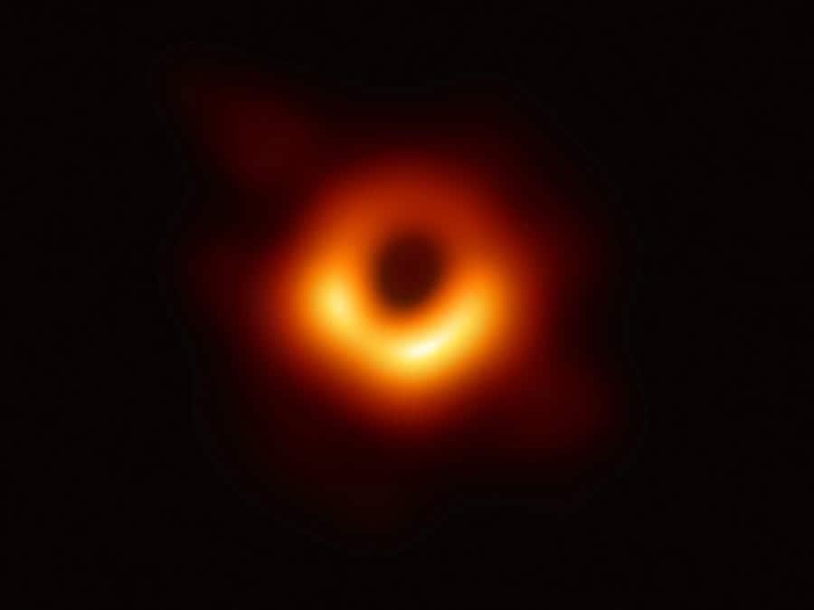 Event Horizon Telescope (EHT)/National Science Foundation/Handout via REUTERS