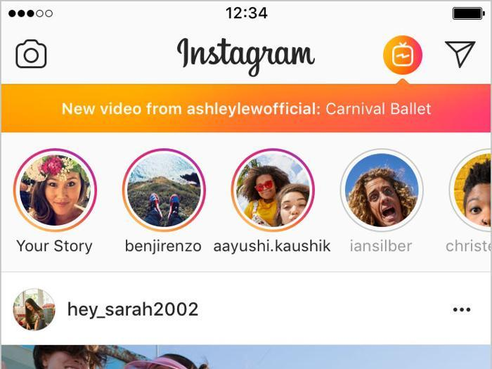 Instagram raggiunge 1 miliardo di utenti e sfida YouTube