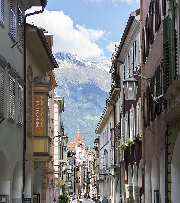 Alto Adige: Merano una storia lunga sette secoli - Il Sole ...