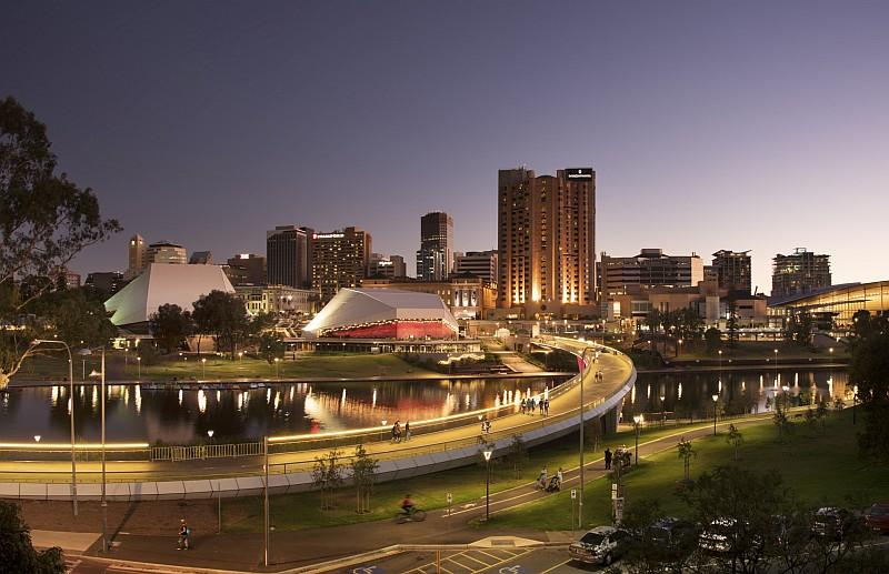 Veduta di Adelaide (Credit: South Australian Tourism Commission/ph Adam Bruzzone)