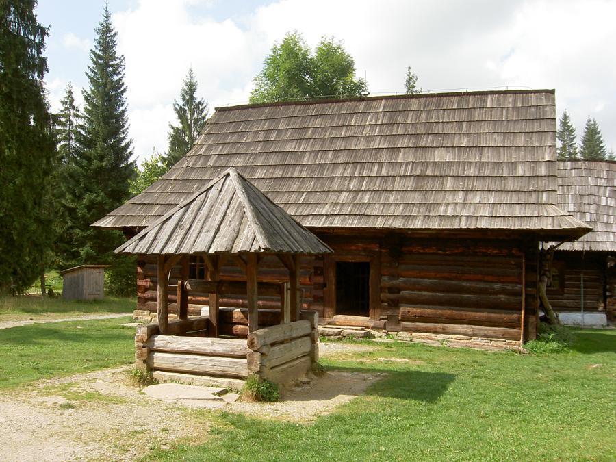 Il villaggio museo a Zuberec