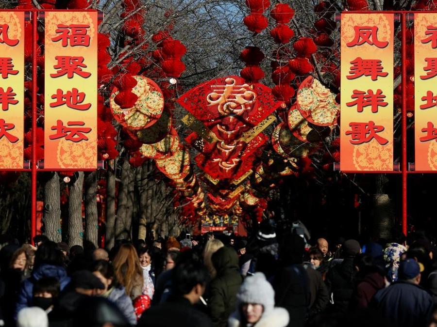 Pechino (REUTERS/Thomas Peter)