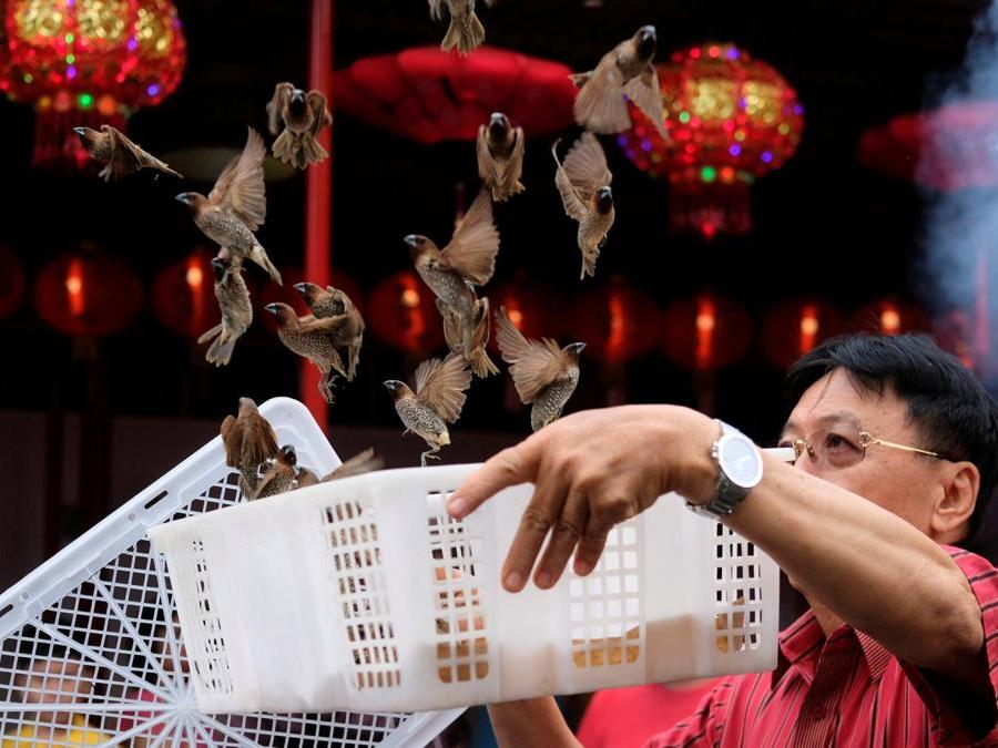 Chinatown a Jakarta, Indonesia (REUTERS/Beawiharta)