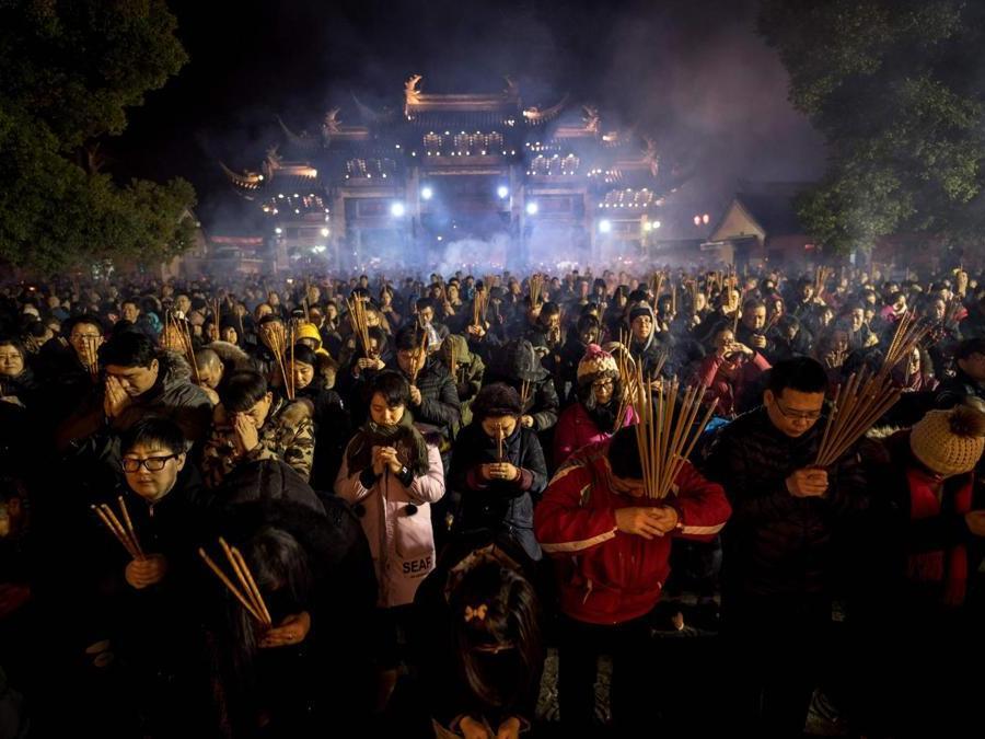 Shanghai ( AFP PHOTO / Johannes EISELE)