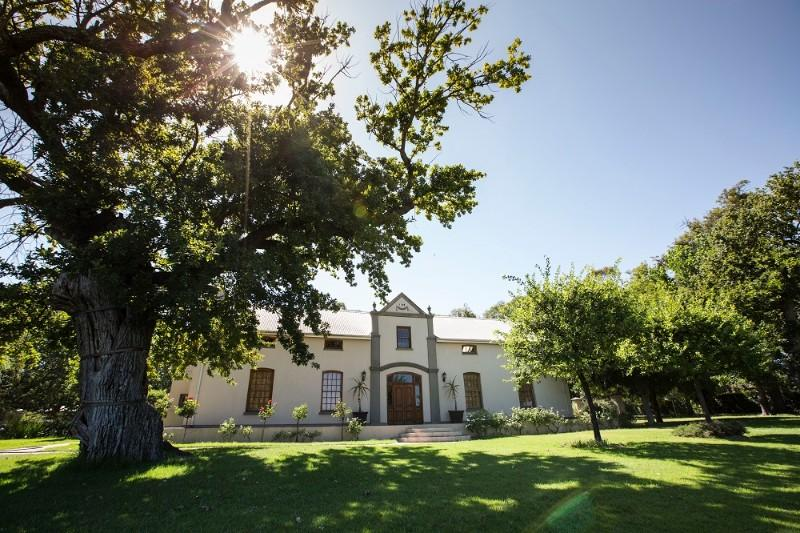 Andreas Wines, Groenendal Farm, Wellington