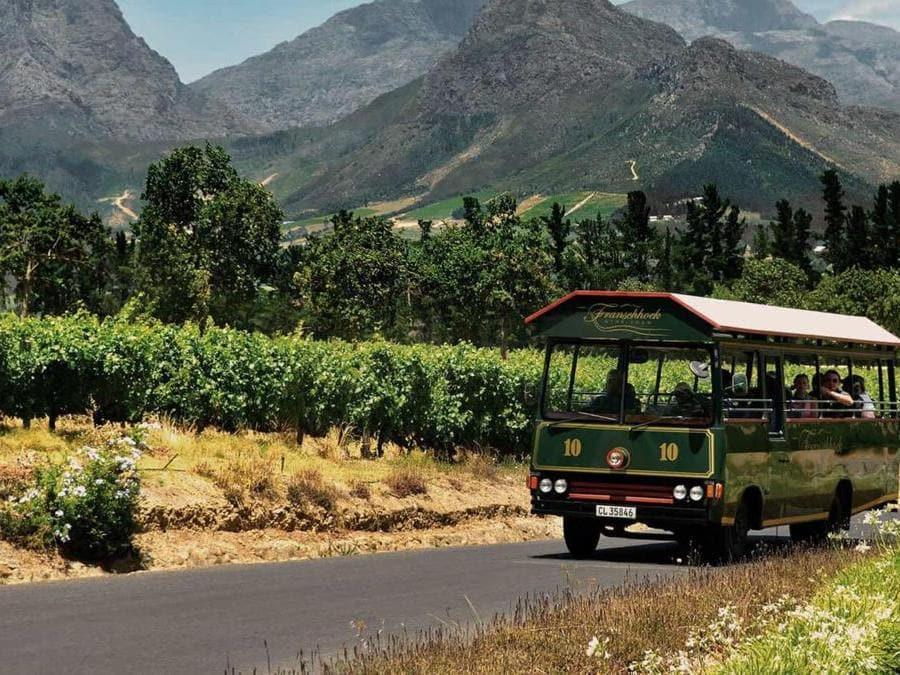 Franschhoek Wine Tram
