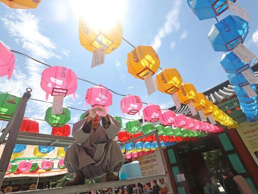 Daegu, Corea del Sud (EPA/YONHAP)