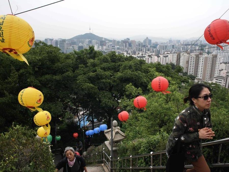 Seoul (AFP PHOTO / Ed JONES)