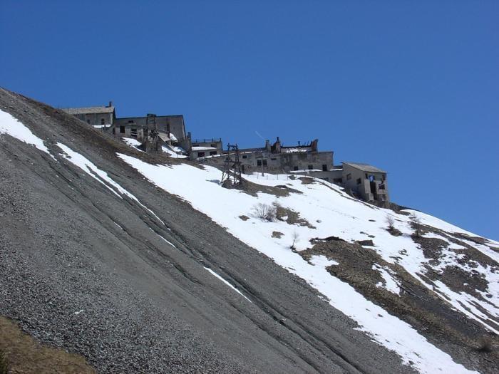 La miniera di Cogne