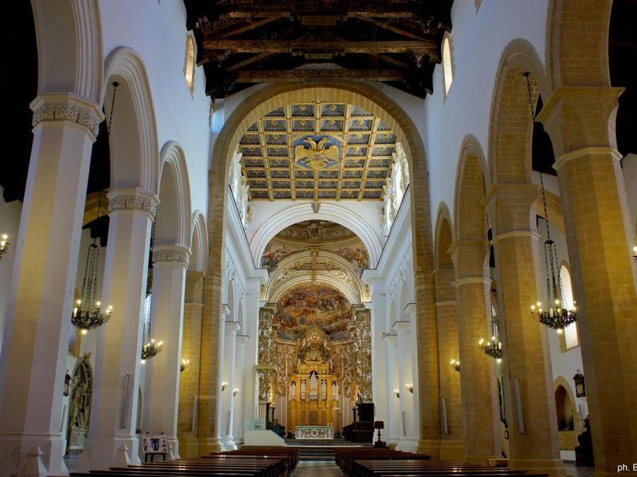 Cattedrale, Torre Campanaria