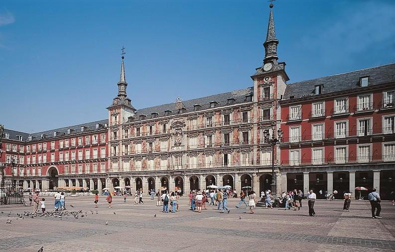 Plaza Mayor (©Ente Spagnolo del Turismo-Turespaña)