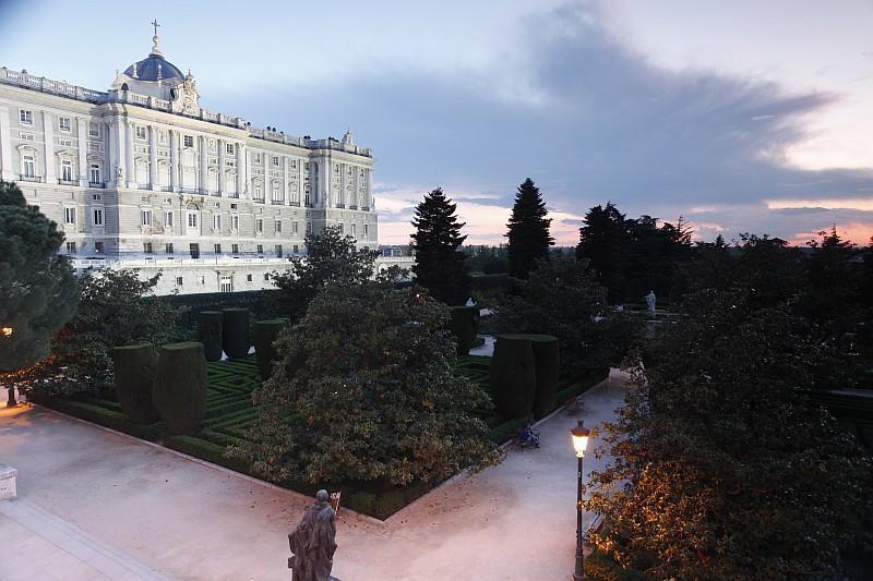Il palazzo reale (©Ente Spagnolo del Turismo-Turespaña)