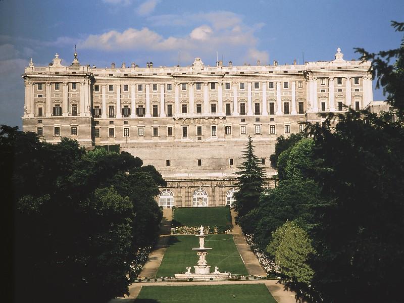 Ancora il Palazzo Reale (©Ente Spagnolo del Turismo-Turespaña)