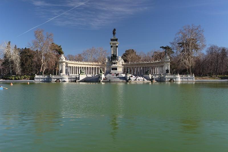 Il parco del Retiro, (©Ente Spagnolo del Turismo-Turespaña)