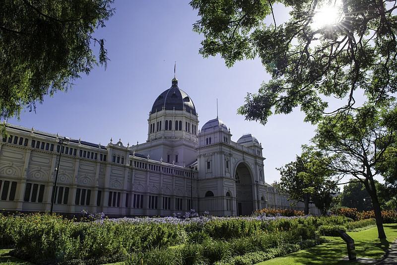 La Royal Exhibition Building è patrimomio Unesco (credit Tourism Victoria)