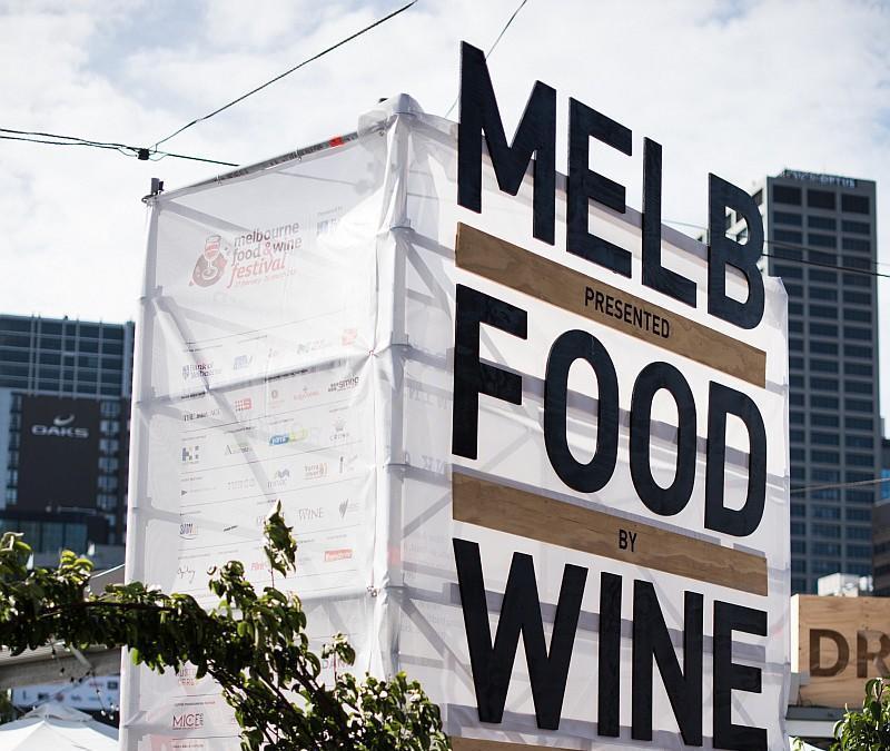 Il Melbourne Food and Wine Festival alla sua 25esima edizione è previsto dal 31 marzo al 9 aprile (credit Tourism Victoria)