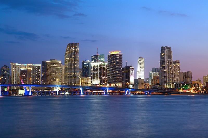 Veduta di Downtown, dove si trovano diversi musei della città di Miami (ph miamiandbeaches.it)