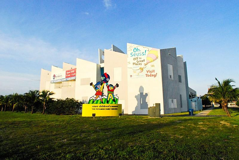 Il Miami Children's Museum di Downtown (ph miamiandbeaches.it)